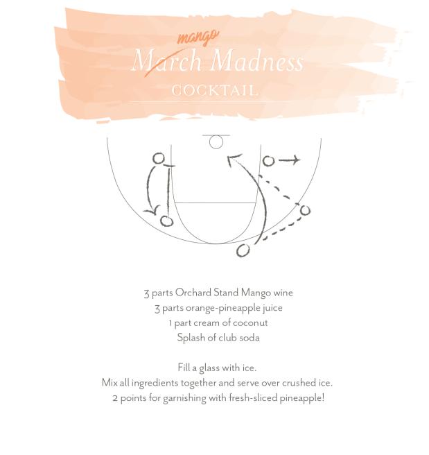 mango madness recipe