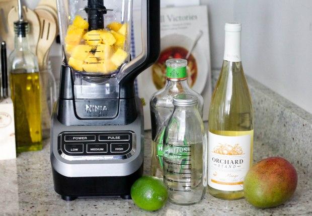 Orchard Stand Mango Margarita Ingredients