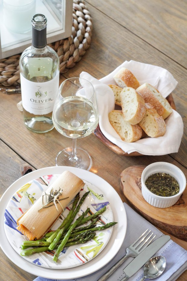 Oliver Winery | Summer Pairings | Seafood and Sauvignon Blanc