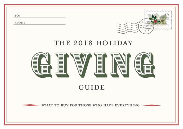 2018 oliver winery holiday wine gift guide